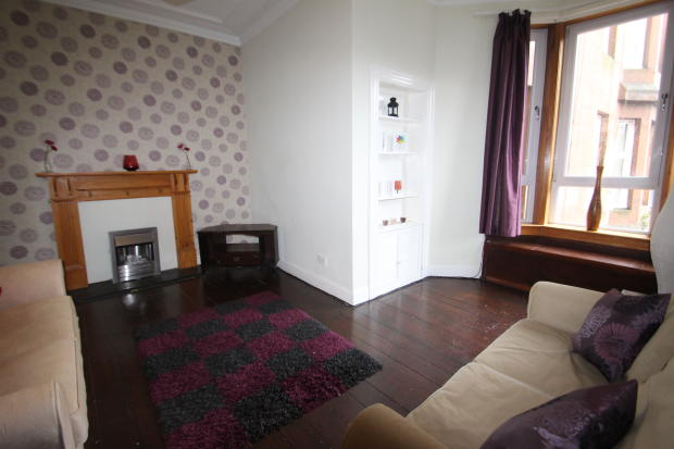 1 bedroom flat to rent in springhill gardens glasgow g41 for Living room kilmarnock