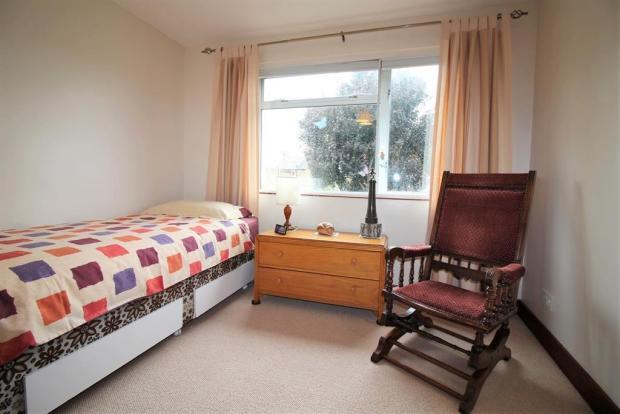 Rear Facing Bedroom