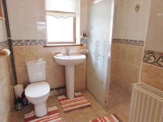 Shower room / Wet room