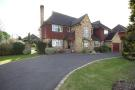 Detached house to rent in WEYBRIDGE, SURREY