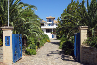 4 bed Detached Villa in Peloponnese, Messinia...
