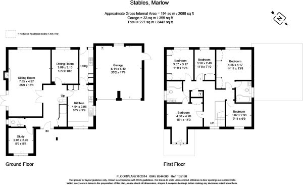 3 Stables 135168 fp