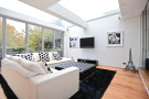 semi detached home in St. Johns Wood Road...