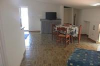 loft living/kitchen