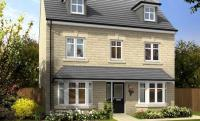 5 bedroom new house in New Line, Bacup, OL13