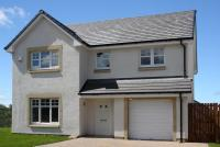 4 bed new house in Off Old Doune Road...