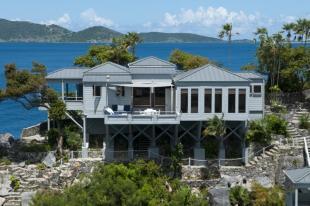 5 bed Detached Villa for sale in Tortola