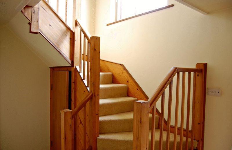Fabulous stair...