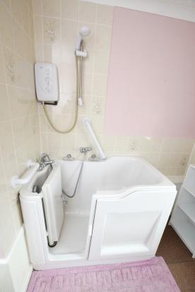 Ltd Mobility Bath