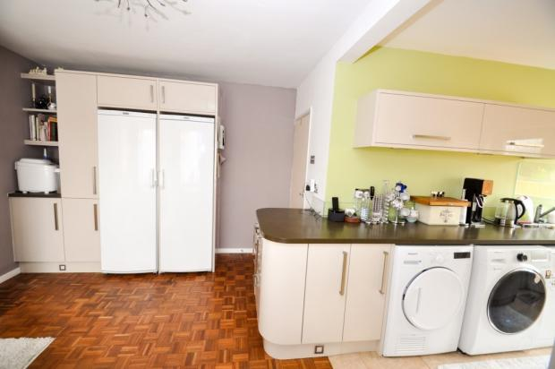 re-fitted Kitchen