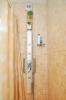 Shower in wet room