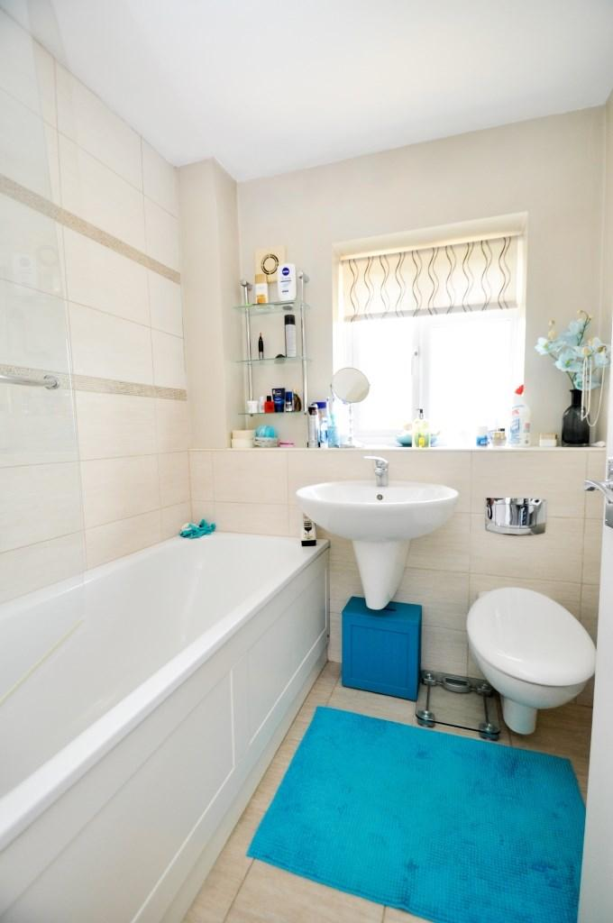 Re-fitted  Bathroom