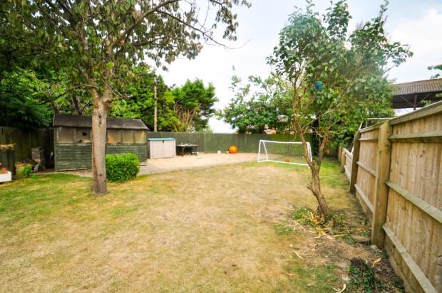 Approx 70ft garden