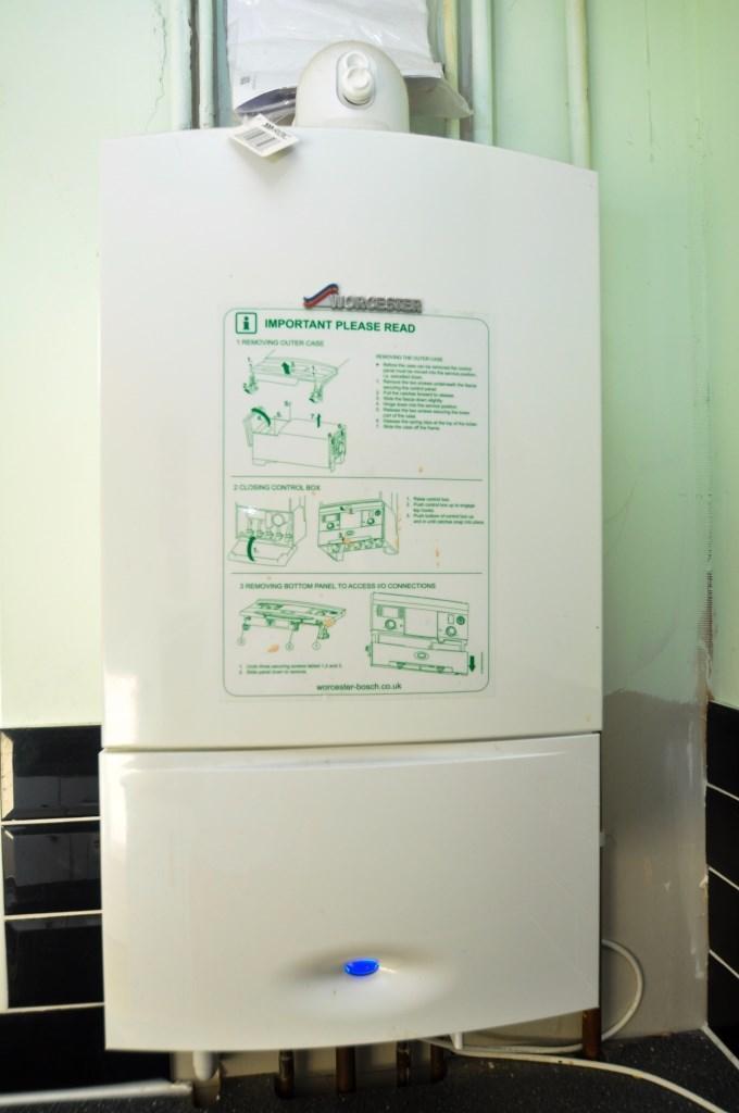 Re-fit Boiler