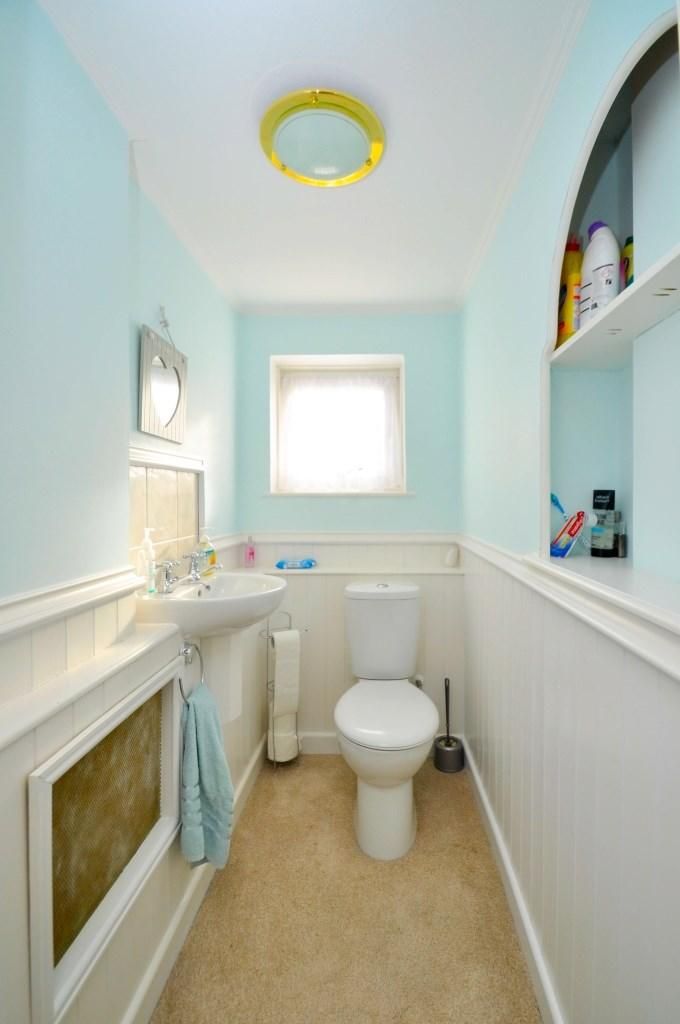 Re-fit Cloakroom