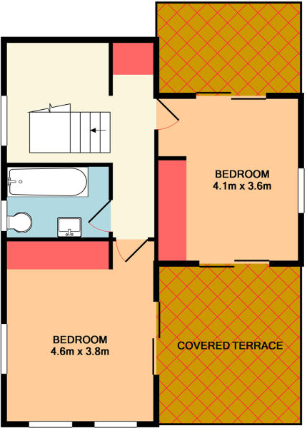 House Bedrooms