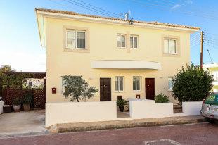Paphos semi detached house for sale