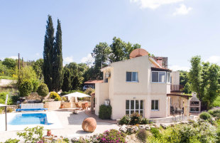 Paphos house