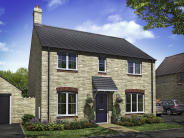 4 bed new home for sale in Pentylands Close...