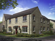 4 bedroom new home for sale in Pentylands Close...