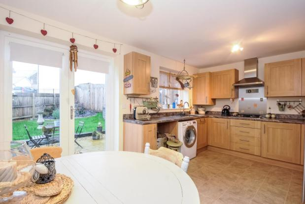 Kitchen with Dining Area