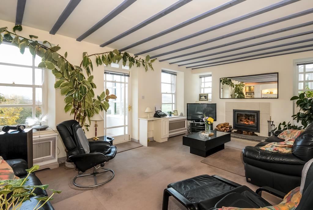 Living Room with Feature Fireplace