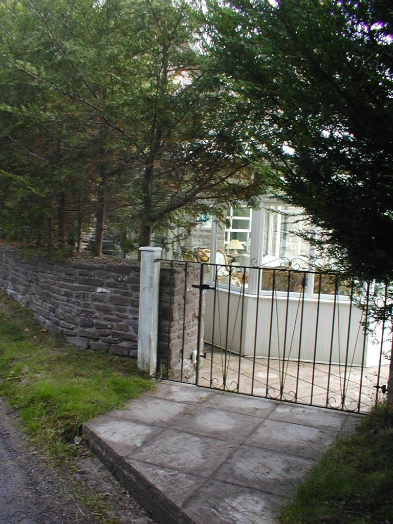 Lower Entrance