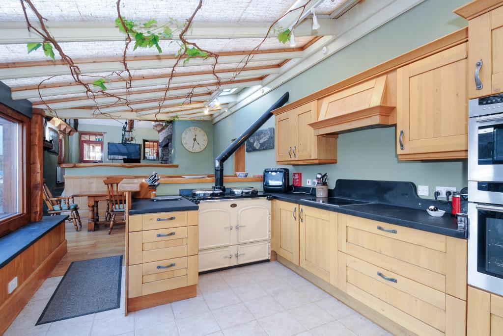 Kitchen/Dining Room-Farmhouse