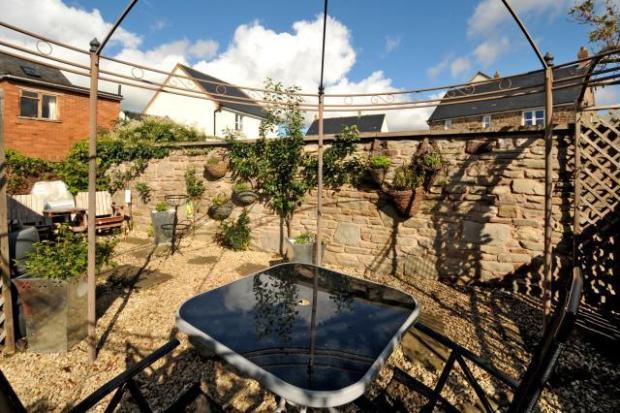 Well Enclosed Garden