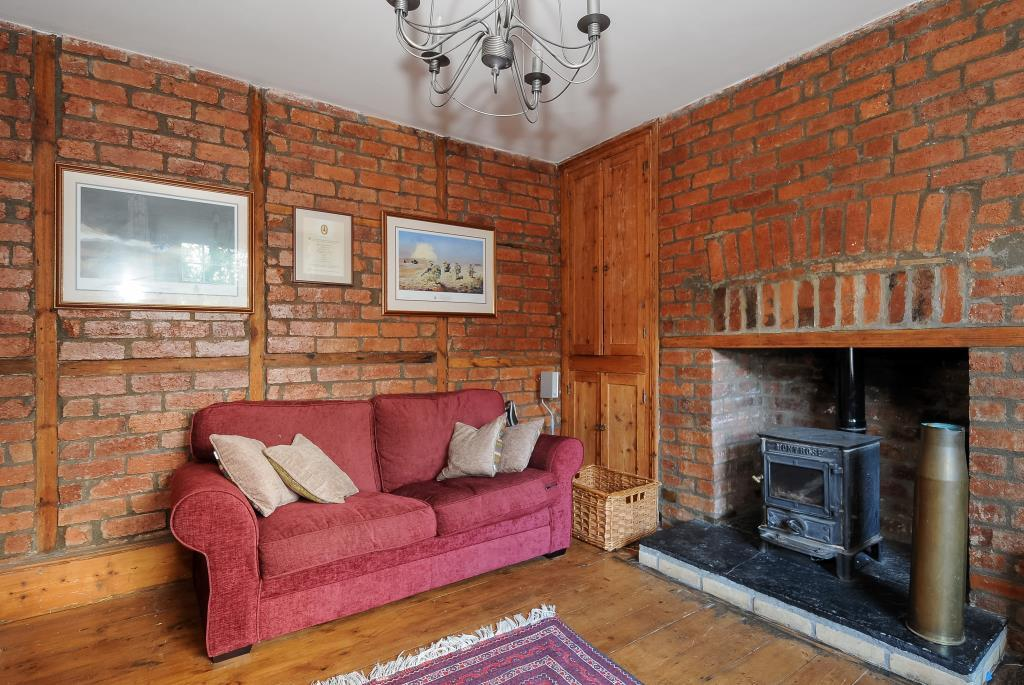 Cosy snug  for winter evenings