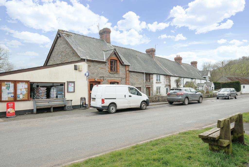 Well serviced village with excellent shop