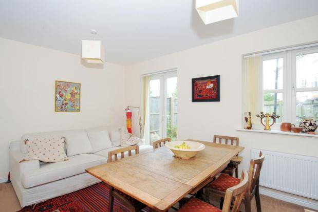 Excellent ground floor living space
