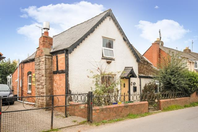 Period former Wheelwrights cottage