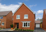 4 bedroom new home for sale in Lyde Road, Yeovil, BA21