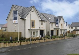 Highgrove Park by David Wilson Homes, Stewarton Road,