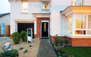 Royal Gardens, Bathgate by Barratt Homes, Leyland Road,