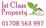 1st Class Property, Romford
