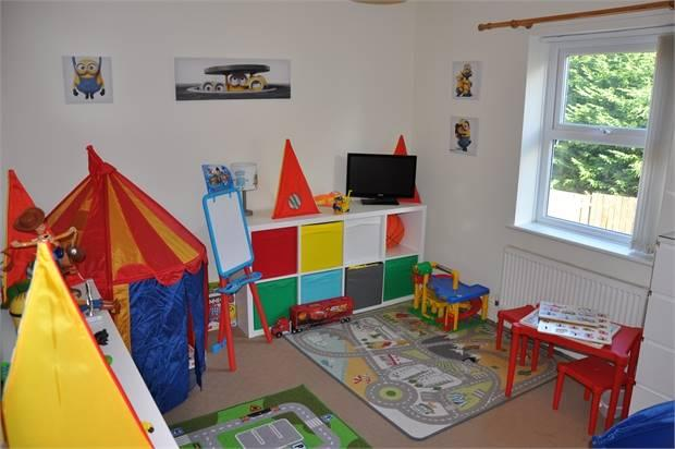 Bedroom Five/Playroom