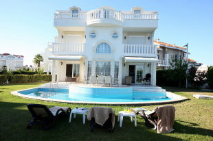4 bed Detached Villa in Antalya, Antalya, Belek