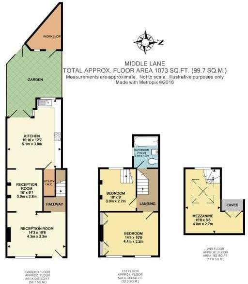 Middle Lane - 3