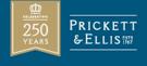Prickett & Ellis, Crouch End logo