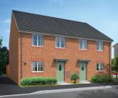 4 bed new property for sale in Falcon Way, Bracknell...