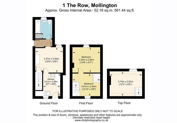 1 The Row Mollington
