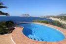 Villa for sale in Benissa, Alicante, Spain