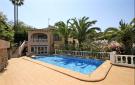 Villa in Moraira, Alicante, Spain