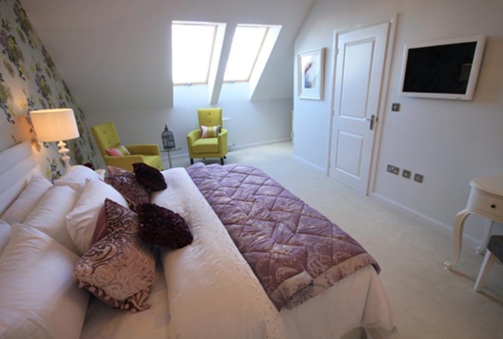 Top floor master bedroom