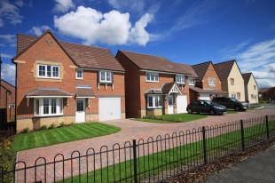 Berry Edge by Barratt Homes, Genesis Way,