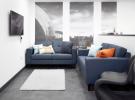 Modern Lounge w/TV
