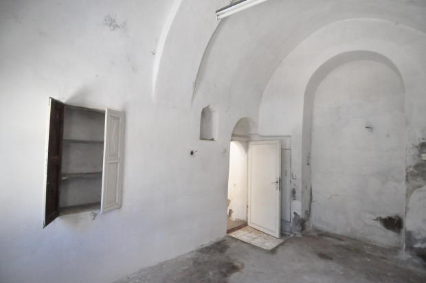 The Arched room