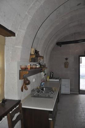 Built kitchen